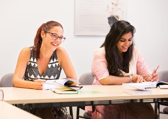 Semi-Intensive language courses